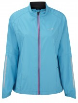 Ron Hill Aspiration Windlite Jacket Cyan/Magenta