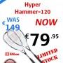 Wilson Hyper Hammer 120
