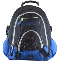 Ridge 53 Bolton Ultra Black Blue Back Pack