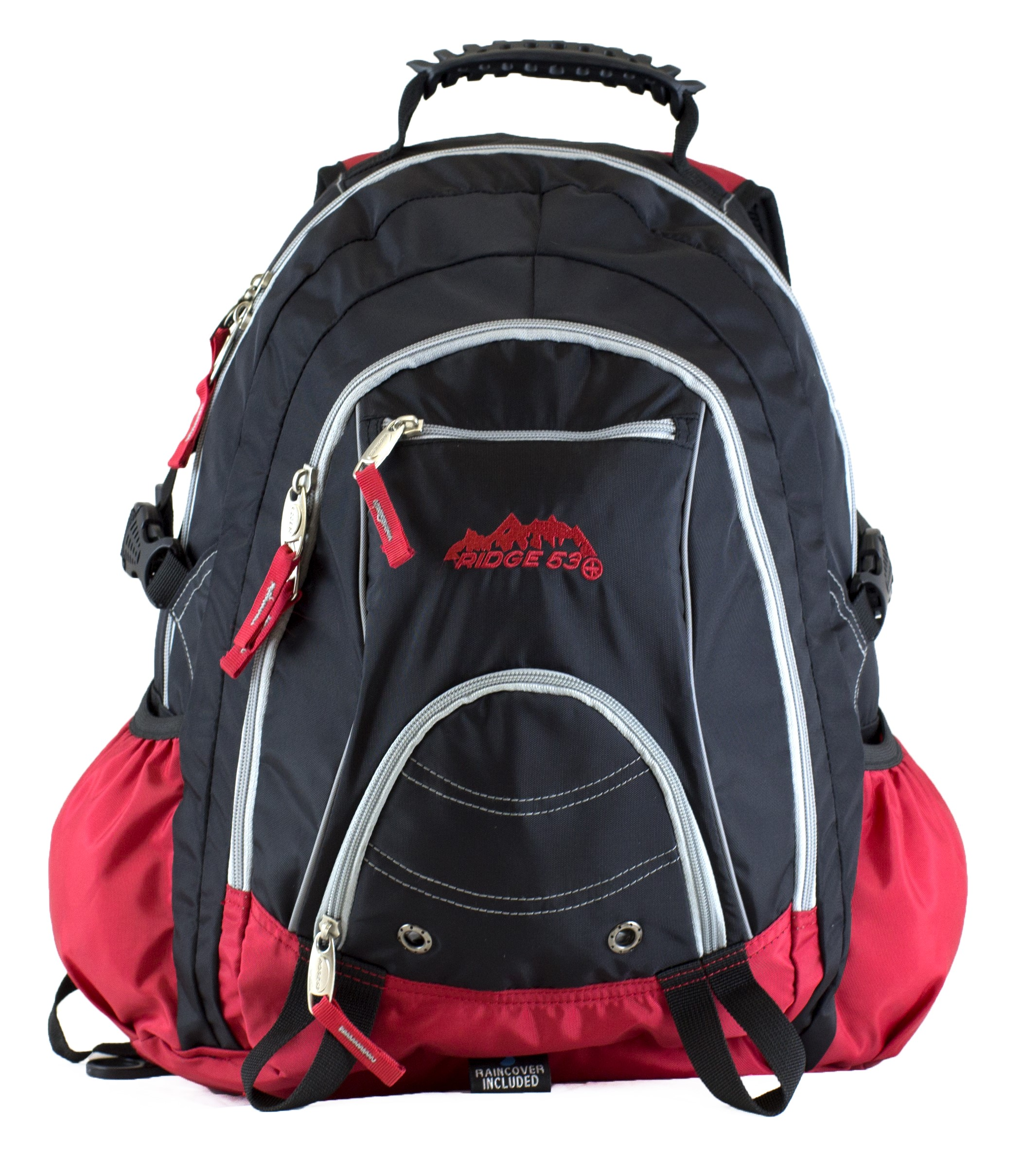 Bolton Ultra Black Red