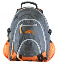 Ridge 53 Bolton Ultra Grey Orange Back Pack