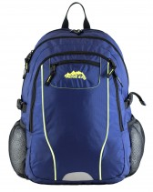 Ridge 53 Pearse Navy Back Pack