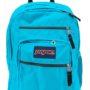 JanSport Big Student Backpack Blue